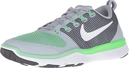 new style abca0 6fe68 Nike Free Train Versatility Wolf GreyRage GreenBlackWhite Mens Cross  Training Shoes    Find out more. Zapatos De Entrenamiento ...