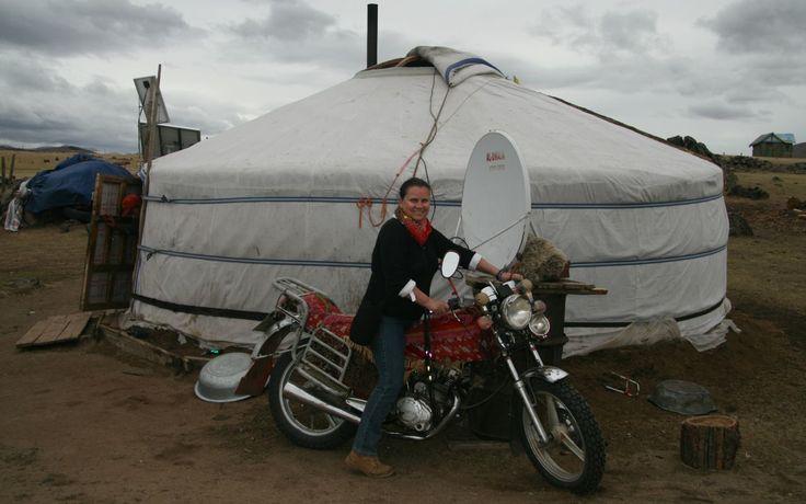 Motocykle są wszędzie /  Motocycles are everywhere
