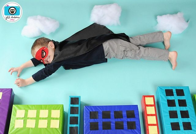 super hero craft pinterest | Fun #Superhero #Pictures | Easy Fun Craft to Try