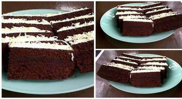 Resep Brownies Kukus Amanda Mewah Lezat Dan Mudah Ala Ny Liem Resep Makanan Brownies