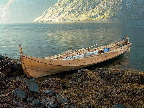 Faering in Fjord | Norvegian fishing boat | Pinterest ...
