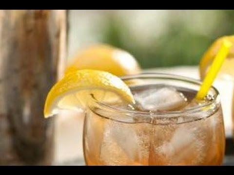 Resep Minuman Cocktail Vodka Terbaru John Daly Drink - YouTube