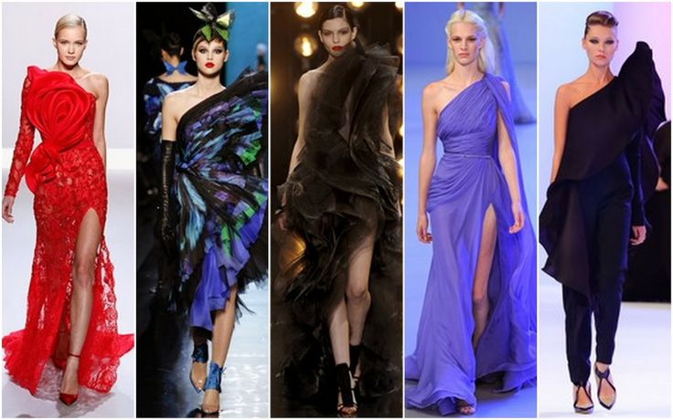 Grecian - Beautifully Fierce!: Paris Haute Couture: Spring 2014.