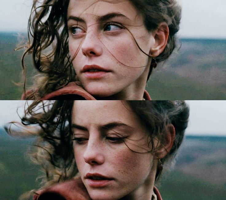 Kaya Scodelario in Wuthering Heights