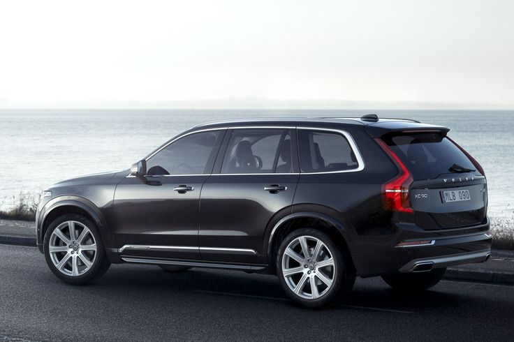 The new XC90 2015