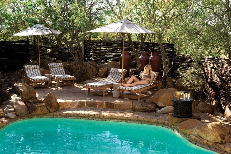 Enjoy your holiday with Mount Zion Tours and Travels in one of Africa's most romantic bush lodges- Tshukudu Bush Lodge in Pilanesberg.