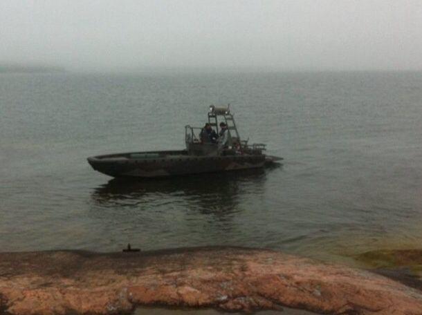 G boat