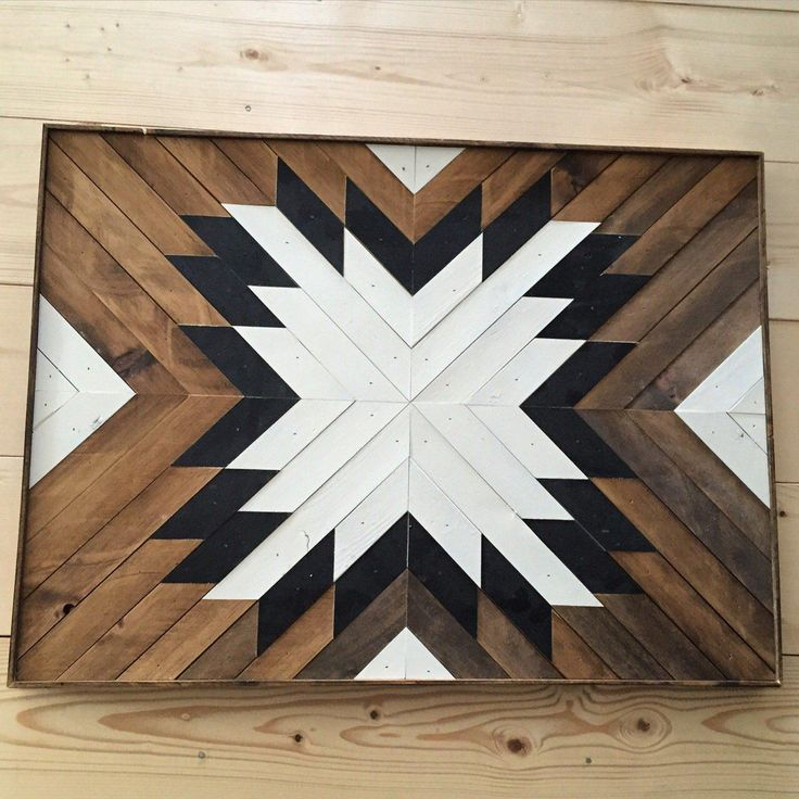 Charming Griffin Wood Wall Art Rectangle, Reclaimed Timber Part 24