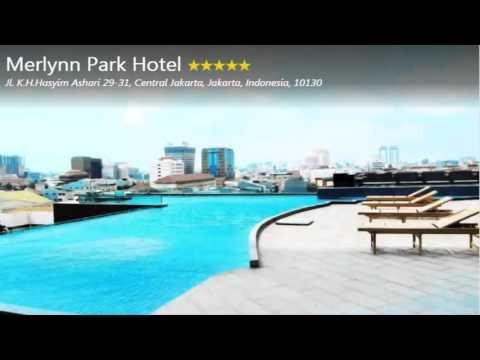 Merlynn Park Hotel, Jakarta, Indonesia - YouTube