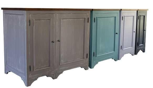 MMW A3 B 70 cm széles alsó szekrény tele ajtó balos | My Mood Wood