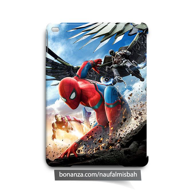 Spider Man Home Coming iPad Air Mini 2 3 4 Case Cover - Cases, Covers & Skins