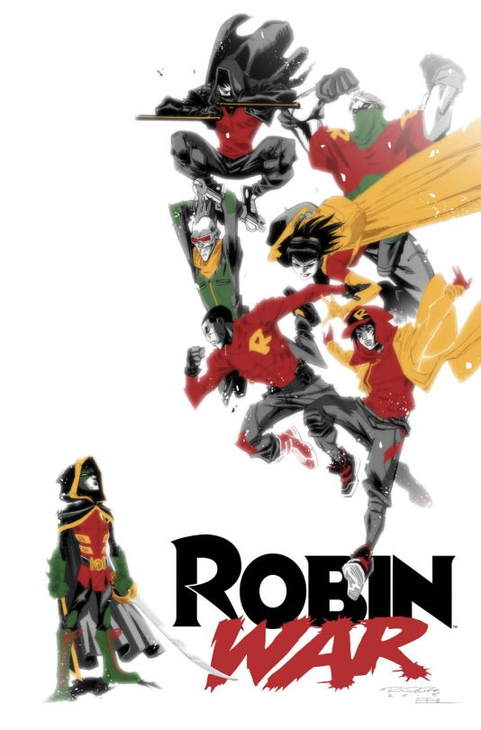Robin War by Khary Randolph