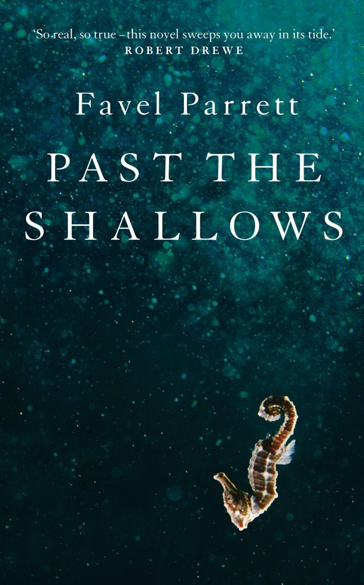 Favel Parrett - Past the Shallows.