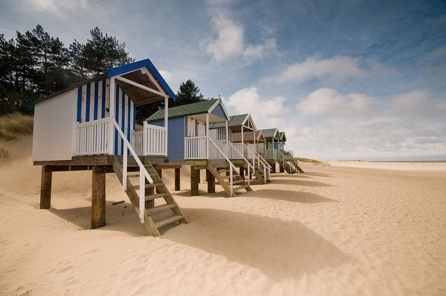 Wells next the Sea | Flickr - Photo Sharing! Beautiful.