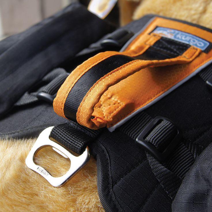 Alforja Para Perros Baxter Pack Azul de Kurgo – La Tienda de Frida & Chelsee