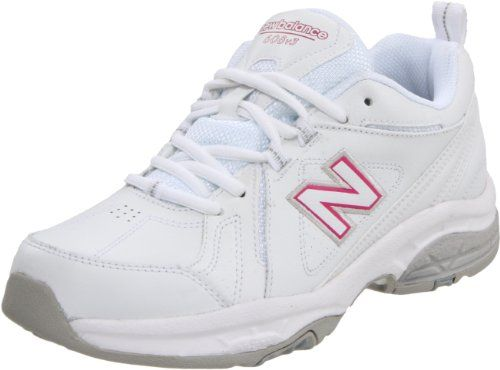 New Balance Women's WX608V3 Cross-Training Shoe,White/Pink,8 D US New Balance http://www.amazon.com/dp/B004WJDEIK/ref=cm_sw_r_pi_dp_x5BRub1RH210V