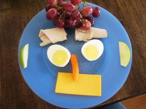 Snacky Lunch: Summer Kids Lunches, Toddlers Meals, Toddlers Food, Summer Meals, Snacki Lunches, Lunches Ideas, Funny Faces, Summer Lunches, Meals Plans