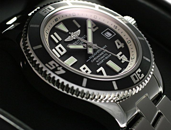 ブライトリングスーパーオーシャンII A187B29PRS -ブライトリング時計コピー
