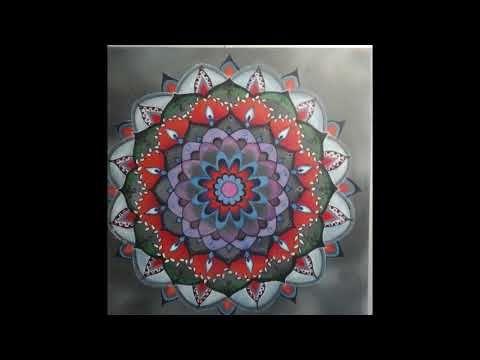 mandala & zentangle belgin uğrayan & zeynep ulukan - YouTube