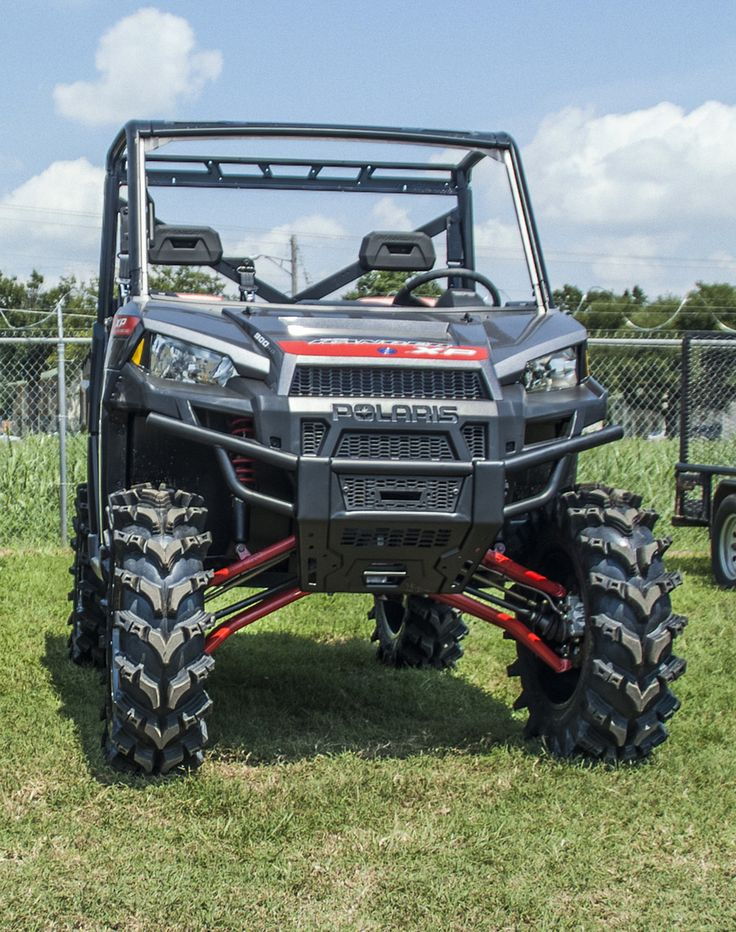 "S3 Power Sports Polaris Ranger XP 900 5"" Lift Kit"