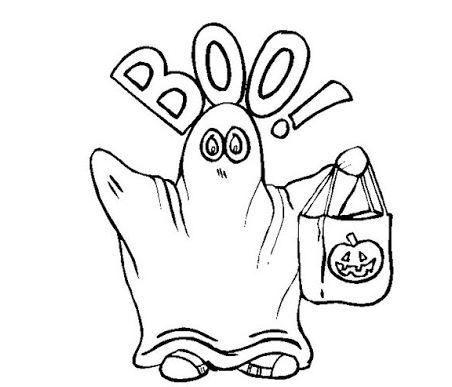 Halloween Coloring Pages   Drawingboardweekly   Pinterest   Coloring ...