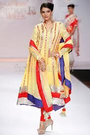 Surbhi Shah and AKS at Rajasthan Fashion week