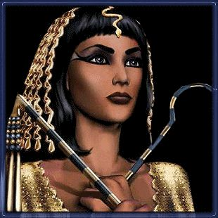 Cleopatra was a black woman with wooly hair. Description from pinterest.com. I searched for this on bing.com/images