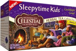 Kami will love this! she loves our sleepytime tea dates already! Sleepy time tea for kids great for girly tea time
