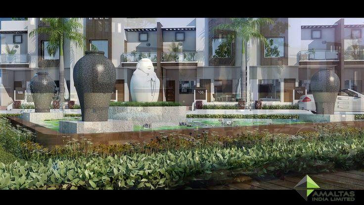 Amaltas Gold Ville - Duplex in Bhopal   #amalta #duplex #bhopal #villas #real-estate #Home