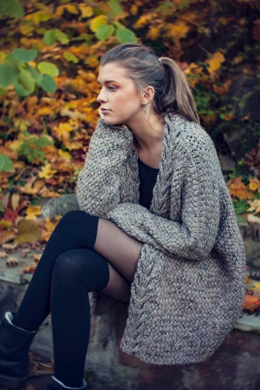 Looking for your next project? You're going to love Dreamy Weave Cardigan by designer Katrine H.