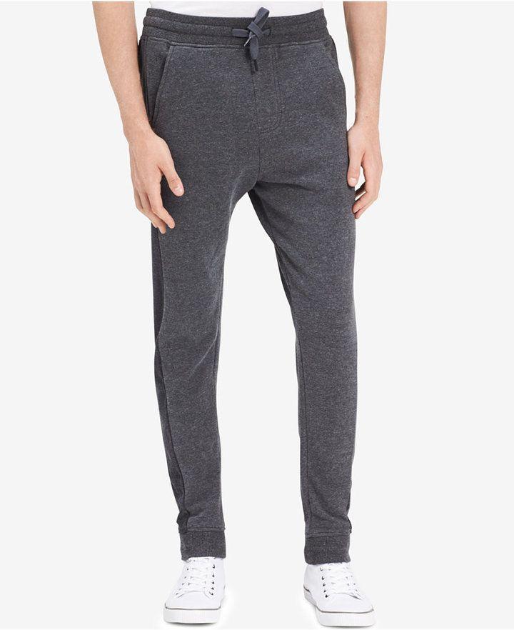 Calvin Klein Jeans Men's Fleece Jogger Pants