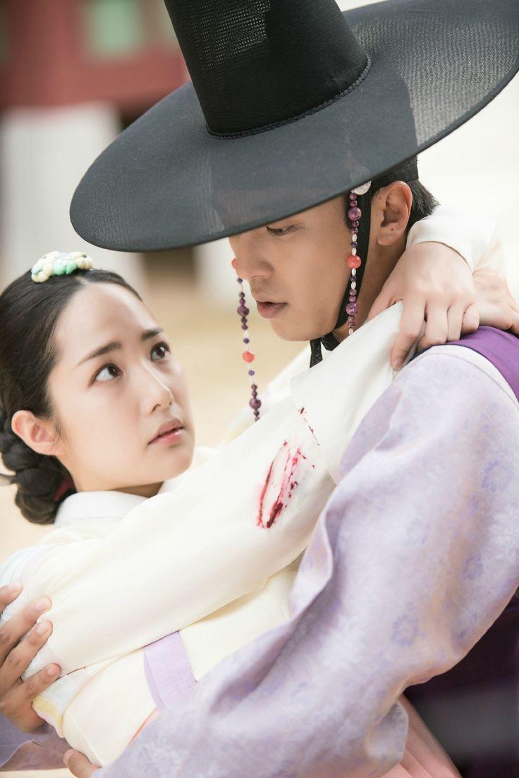Seven Day Queen (7일의 왕비) #박민영 #신채경 #단경왕후 #Park Min-Young #연우진 #이역  #중종 #Yeon Woo-Jin #Hanbok #한복