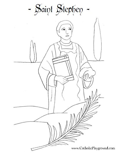 165 best Saints Coloring Pages images on Pinterest