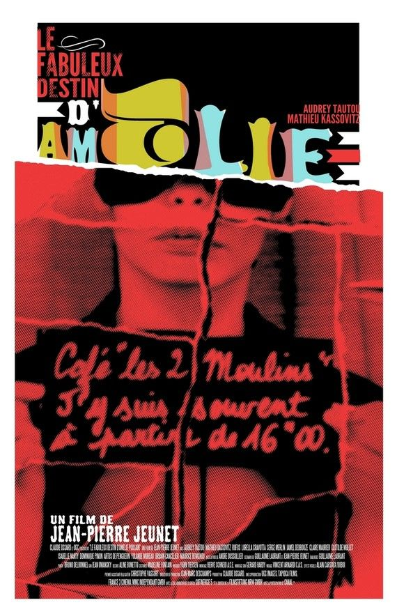 Amélie, an innocent and naive girl in Paris, with her own sense of justice, decides to help those around her and along the way, discovers love.