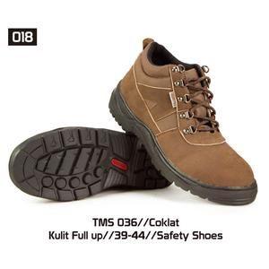 Sepatu Gunung Hiking Pria [TMS 036] (Brand Trekking) Produk Bandung