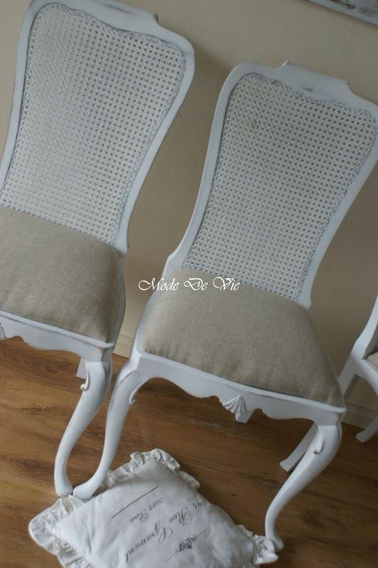 Promocja- Dwóch wspaniałych , krzesła - Nasze meble - Nasza galeria - Mode De Vie