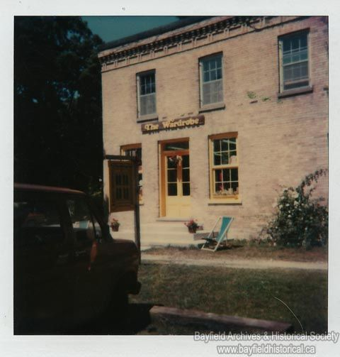 PB3 1979 Gairdner House The Wardrobe