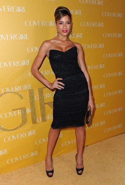 Dania Ramirez Little Black Dress