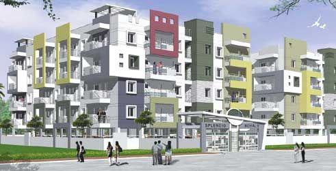 #SplendidRoyale apartments by #SplendidGroup in HSR Layout #Bangalore