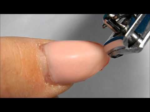 REMOVING GEL TIPS ---------------W/ ELECTRIC NAIL FILE ( DRILL ) - http://www.nailtech6.com/removing-gel-tips-w-electric-nail-file-drill/