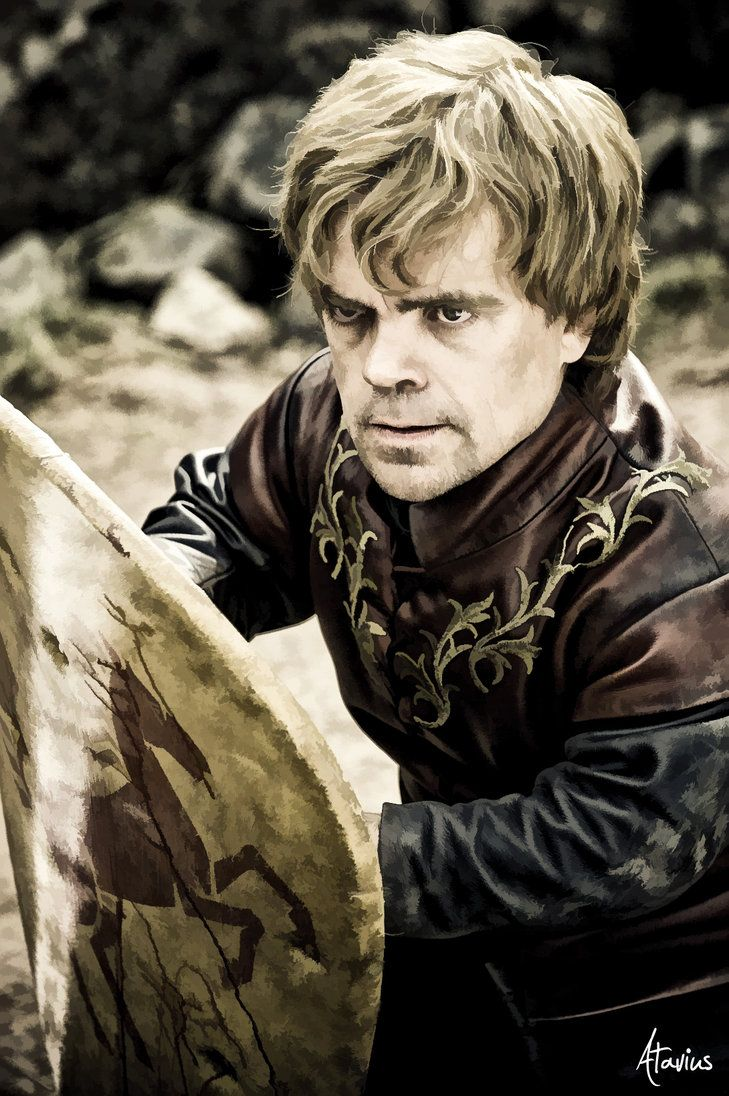Tyrion Lannister Painting by Atavius on deviantART