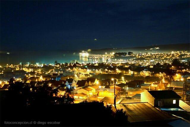 Tomé VIII region chile
