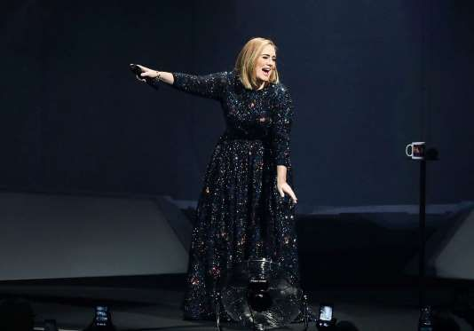 Adele's lyrics are not explicit, but Adele in real life is. Look up any Adele interview, any clip of... - Scott Legato /Contributor/GettyImages