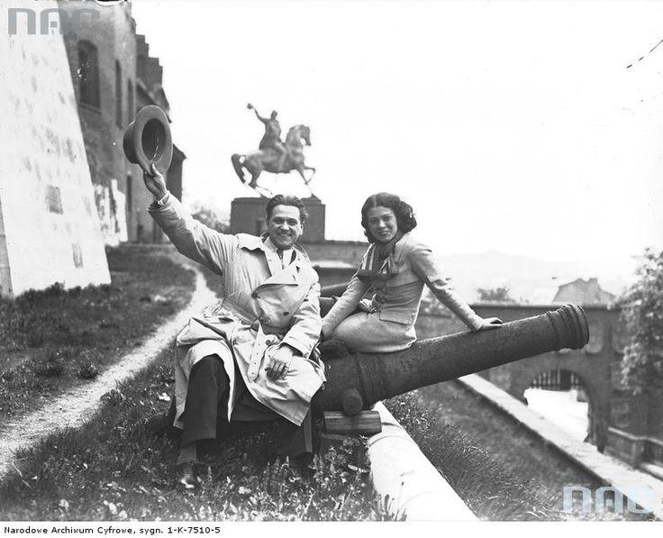 Eugeniusz Bodo & Nora Ney 1934