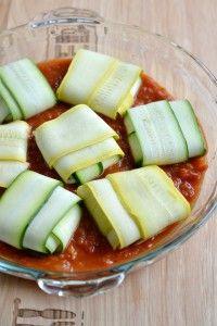 ... Zucchini Ravioli on Pinterest | Ravioli, Zucchini and Spinach Ricotta