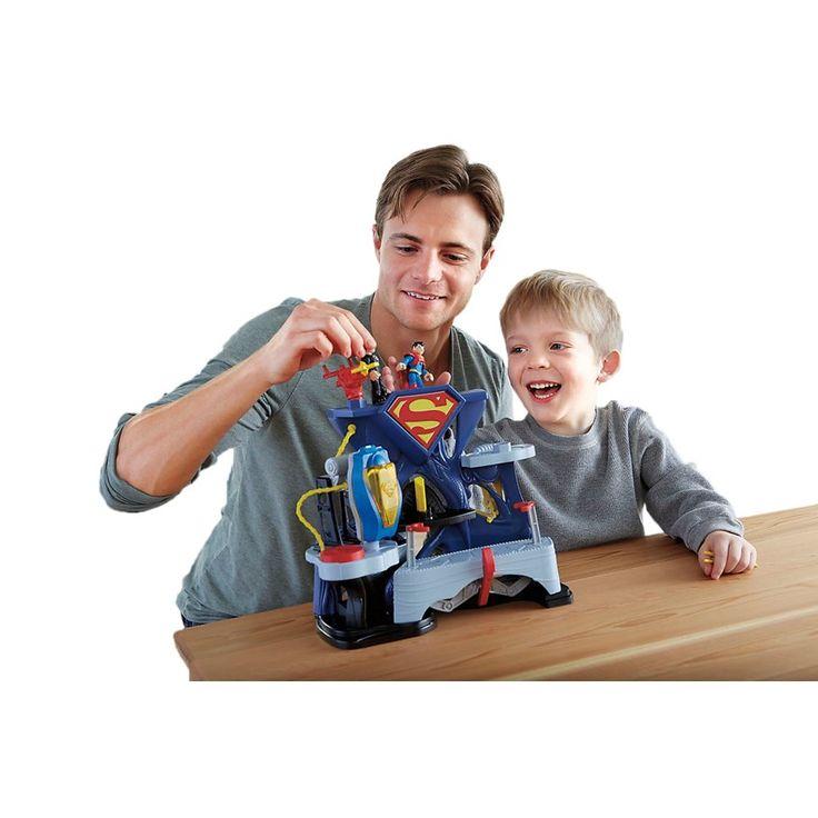 Fisher Price Imaginext Superman Playset