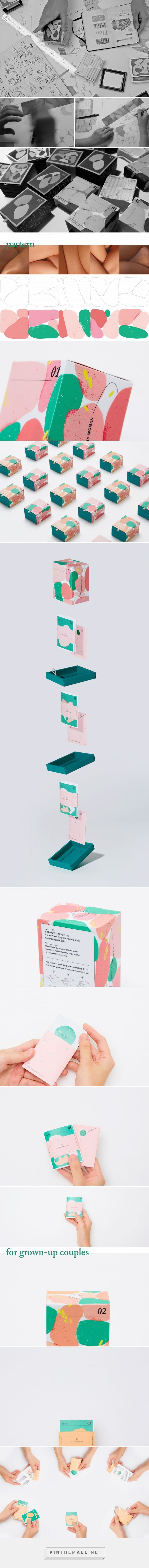 Pibu - Sex Education Kit for Grown-ups packaging design by Yeonjin Park - http://www.packagingoftheworld.com/2017/08/pibu-sex-education-kit-for-grown-ups.html
