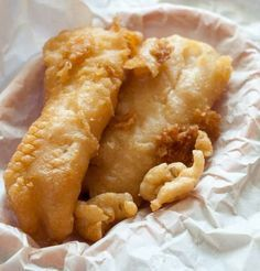 Recette de fish and chips toute simple et rapide à faire