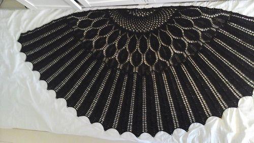 Ravelry: sellakka's Wings for Nightbird