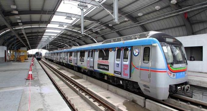 Hyderabad Metro Rail equipped with Thales signalling system inaugurated
